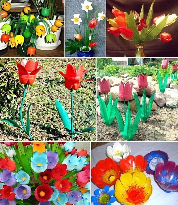 Потрясающие тюльпаны